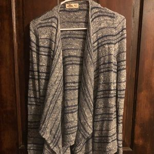 EUC sweater cardigan from Hollister